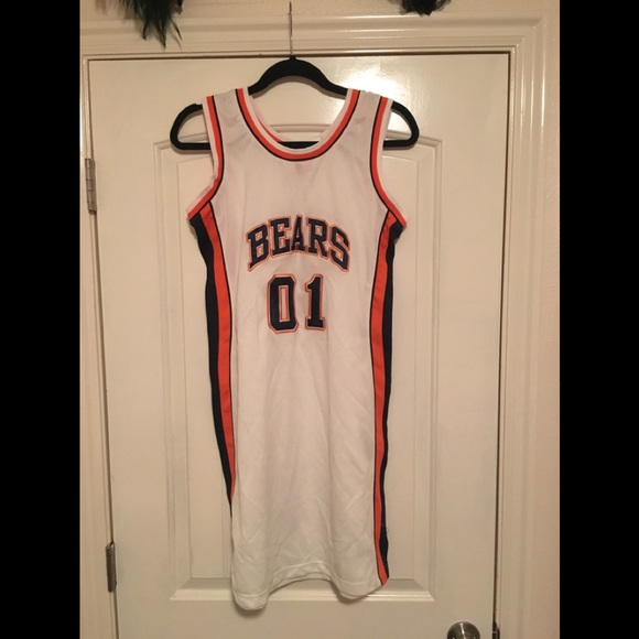 size 40 0355a 05140 Chicago Bears NFL Her Basketball Style Jersey SZ L